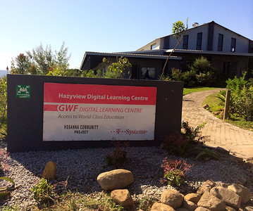Good Work Foundation's Hazyview Digital Learning Centre