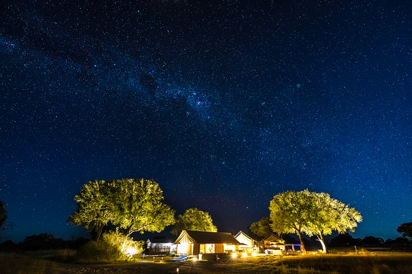 Wilderness Safaris' Linkwasha Camp