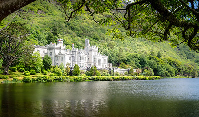 Kylemore Abbey, Connemara, County Galway Ireland
