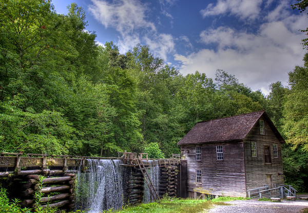 Mingis Mill, Smoky Mts, NC