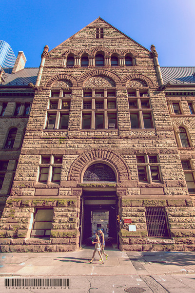 Old City Hall - Toronto
