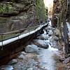 Franconia Notch State Park Flume Gorge