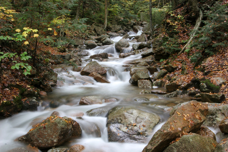 New Hampshire Cascade