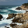 Monterey Coastline near Pebble Beach