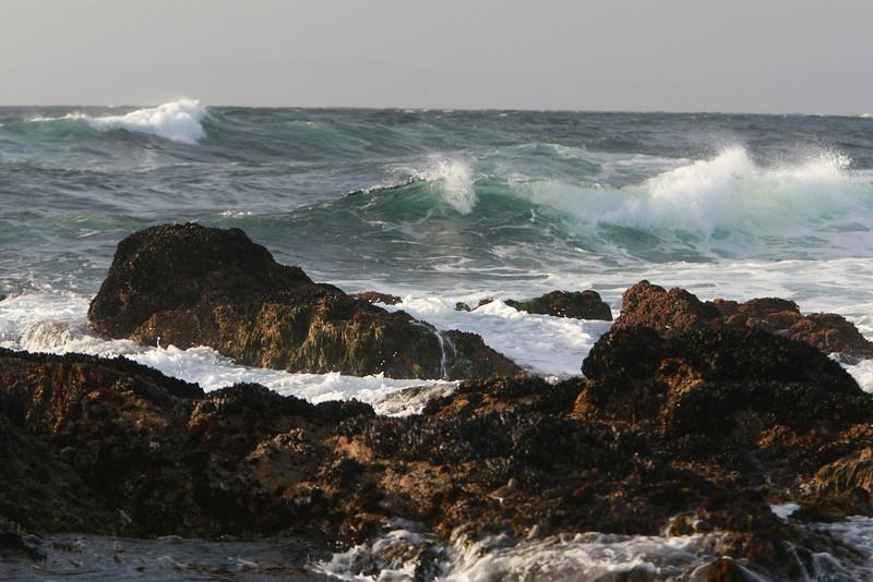 Monterey Coastline near Pebble Beach