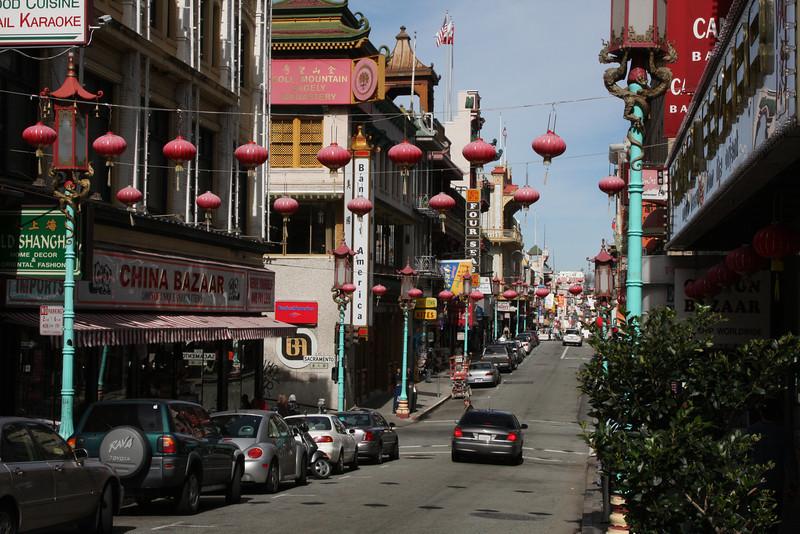 San Francisco China Town