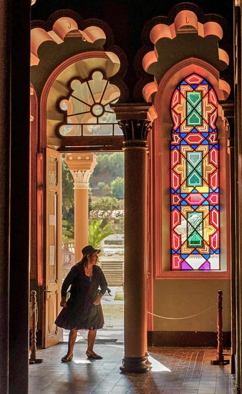 50  Entry, Glorieta Castle, Sucre