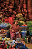 35  Portrait, Central Market, Sucre
