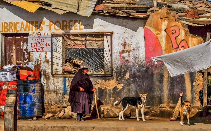 71  Worker's neigborhood, Sucre
