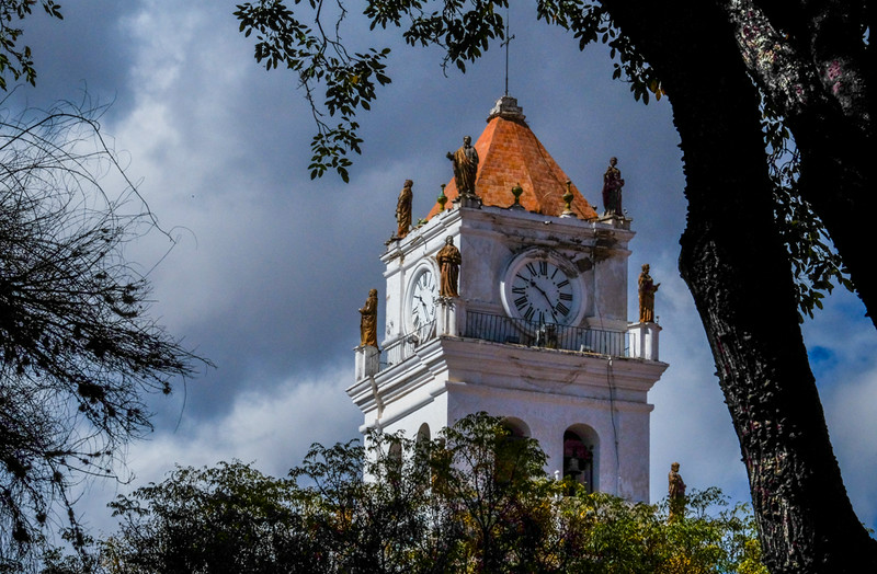 2  Bell Tower, Sucre