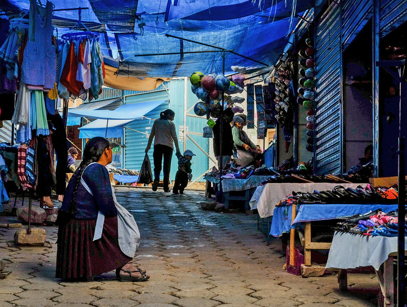 36  Perspective, San Antonio Market, Sucre