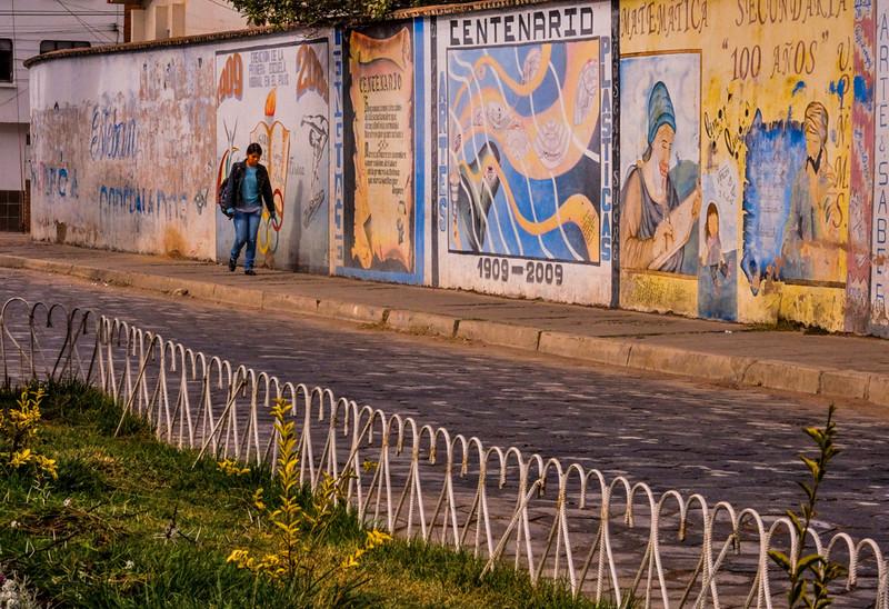 32  Murals, Sucre