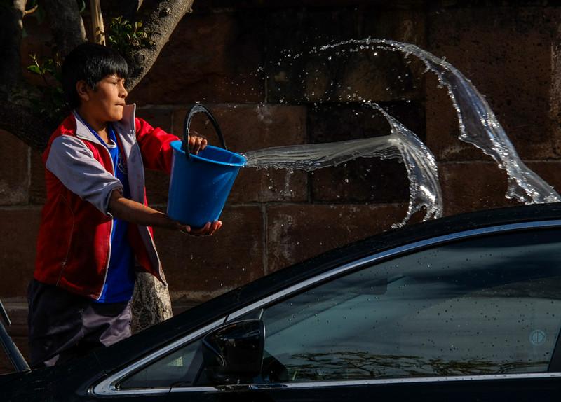 19  Car wash, Sucre