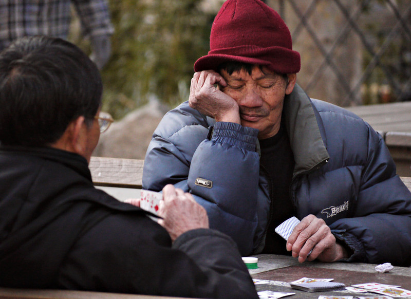 Card game, Chinatown