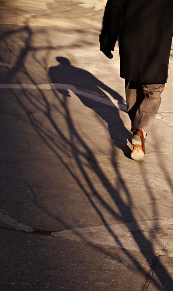 Shadow dance