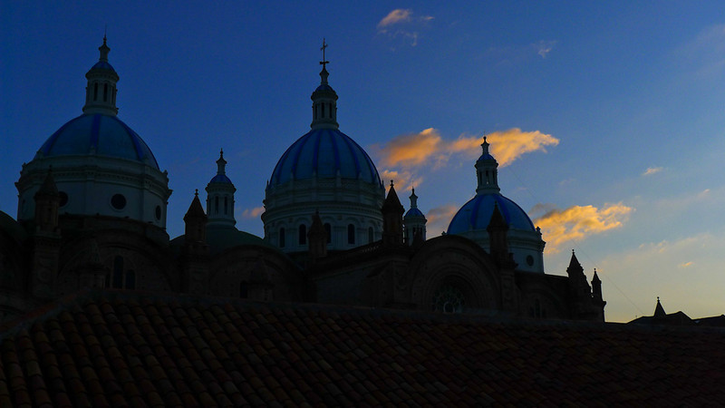 Day's end, Cuenca