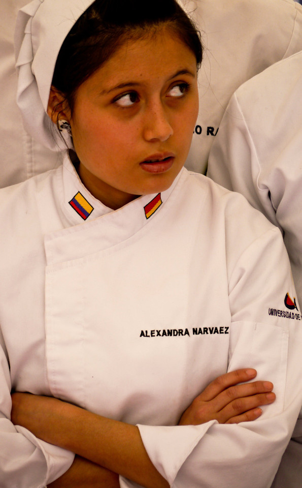 Student chef, Cuenca