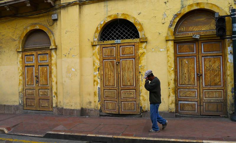 Preoccupied, Cuenca