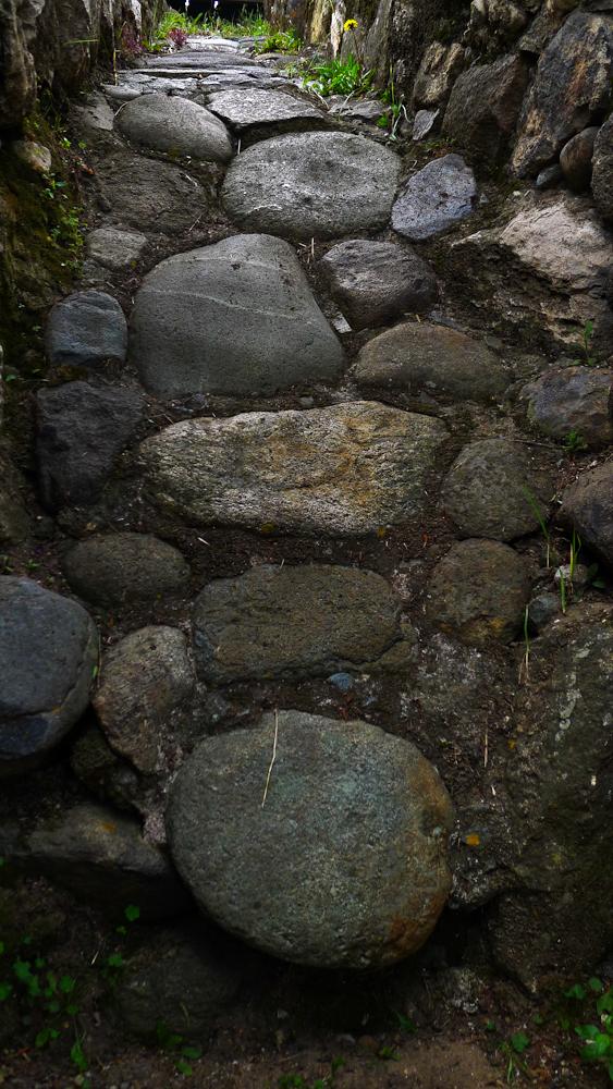 Inca ruin, Cuenca