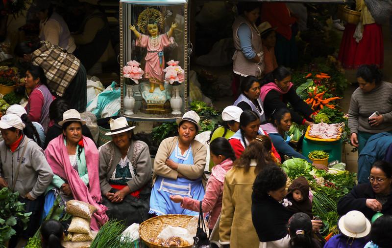 Mercado 9 de Octobre, Cuenca