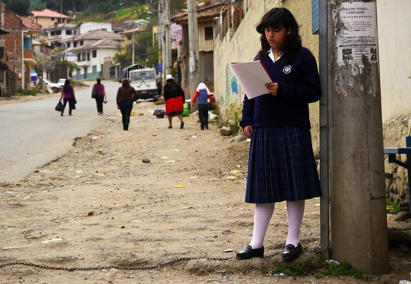 Schoolgirl, Sayausi