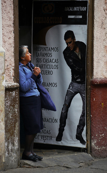 Body language, Cuenca