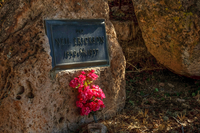 58  Erickson Pioneer Cemetery, Chiricahua National Monument, Arizona