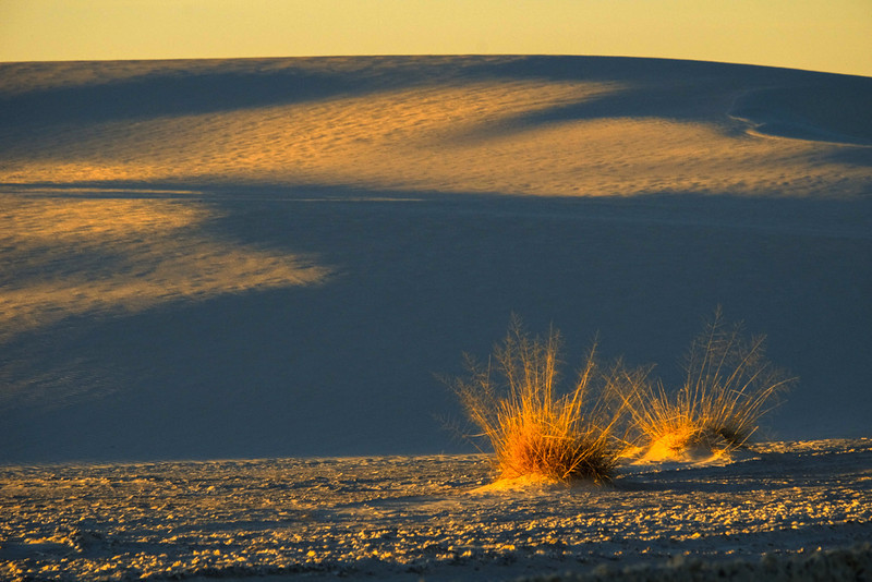 34  Dunes, White Sands National Monument, New Mexico