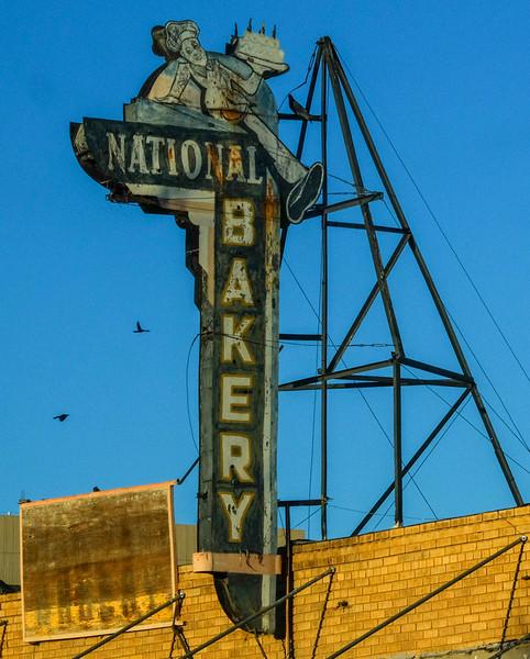 44  National Bakery, El Paso, Texas