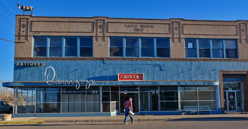 24  A sense of place, Carrizozo, New Mexico