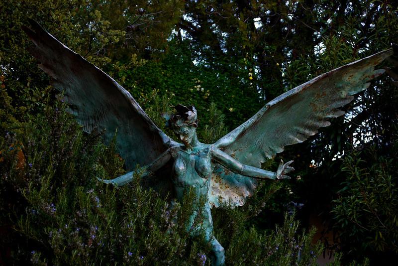 Bisbee's angel