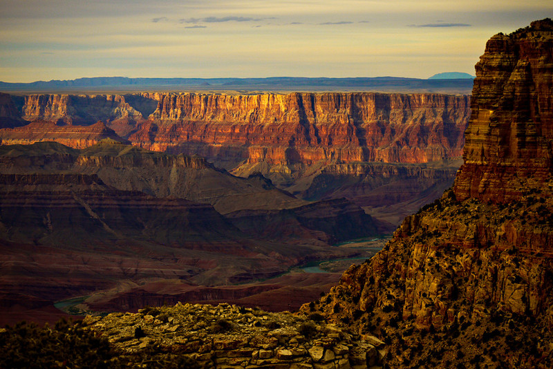 Evening, Grand Canyon