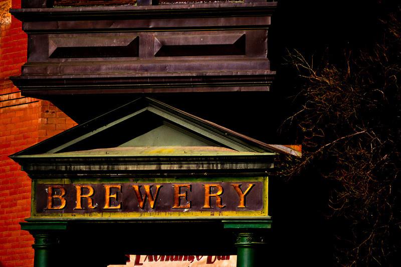 Old brewery, Bisbee
