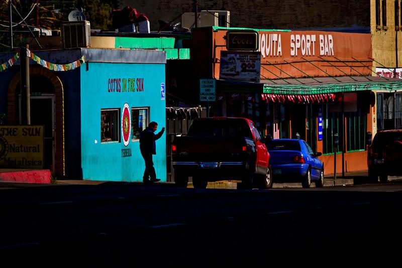 Farewell, Nogales, Arizona