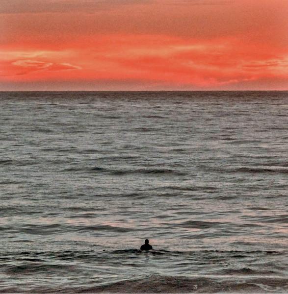 1  Pacific evening, MIssion Beach, California