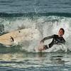 47  Abrupt finish, Mission Beach, California