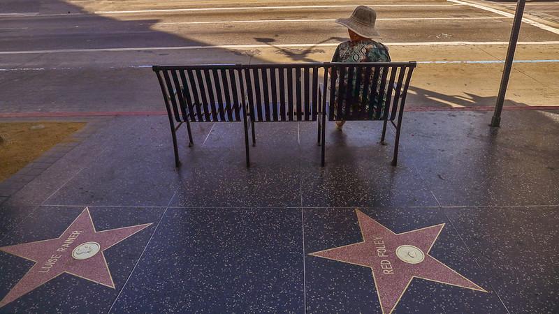 Walk of Fame, Hollywood Boulevard, Hollywood, California