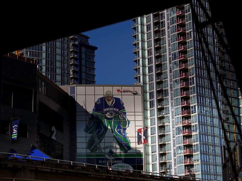 Home of the Canucks,Vancouver
