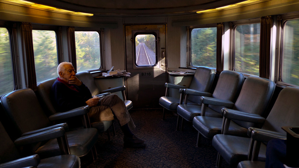 Observation car, The Canadian