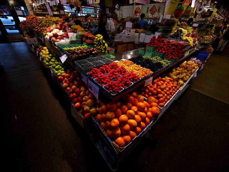 Granville Market, Vancouver