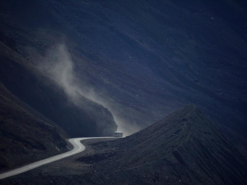 Mountain Road, Jasper National Park