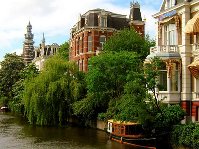 Celebrating Amsterdam
