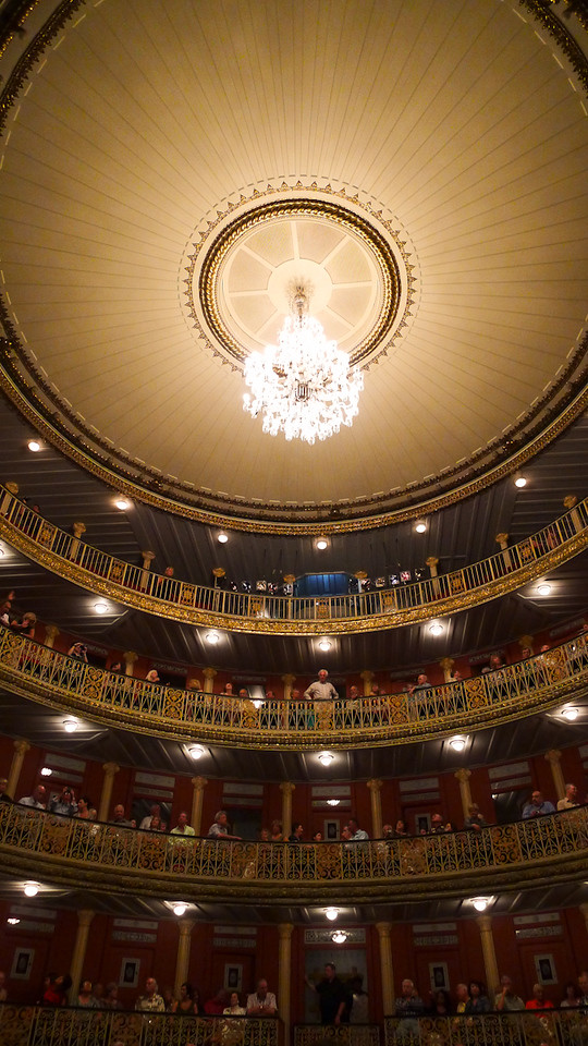 Theatre, Recife