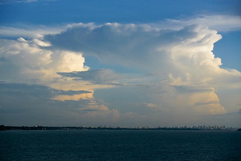 Cloudscape, Belem