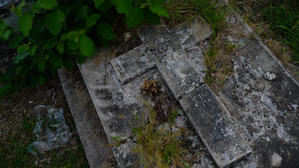 Grave, Bridgetown