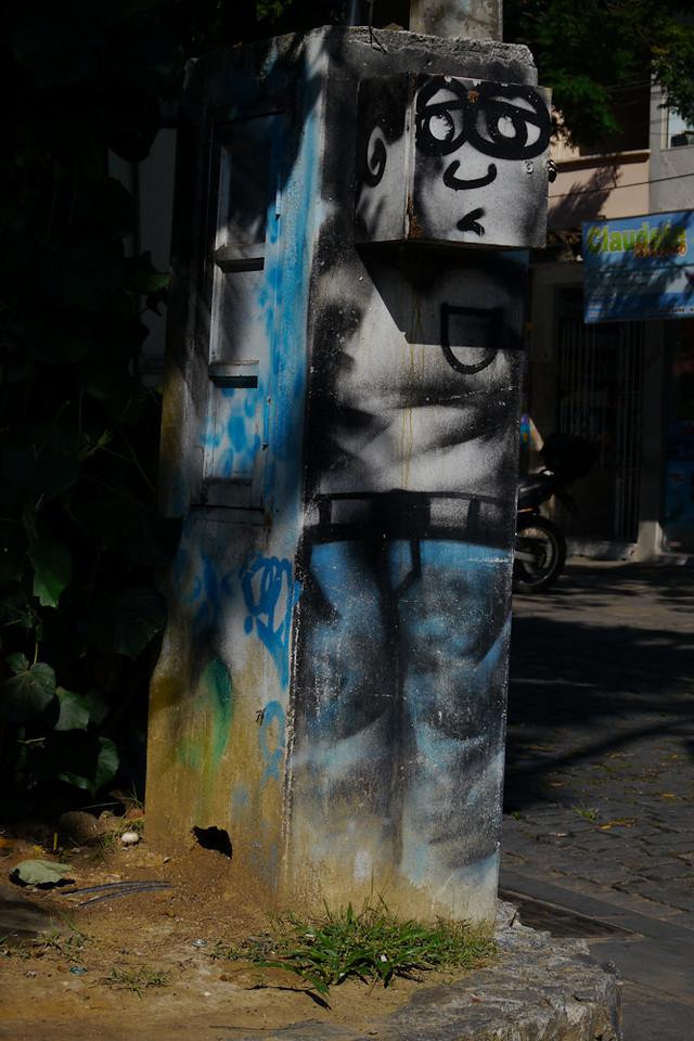 Grafitti, Buzios
