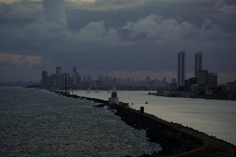 Recife departure