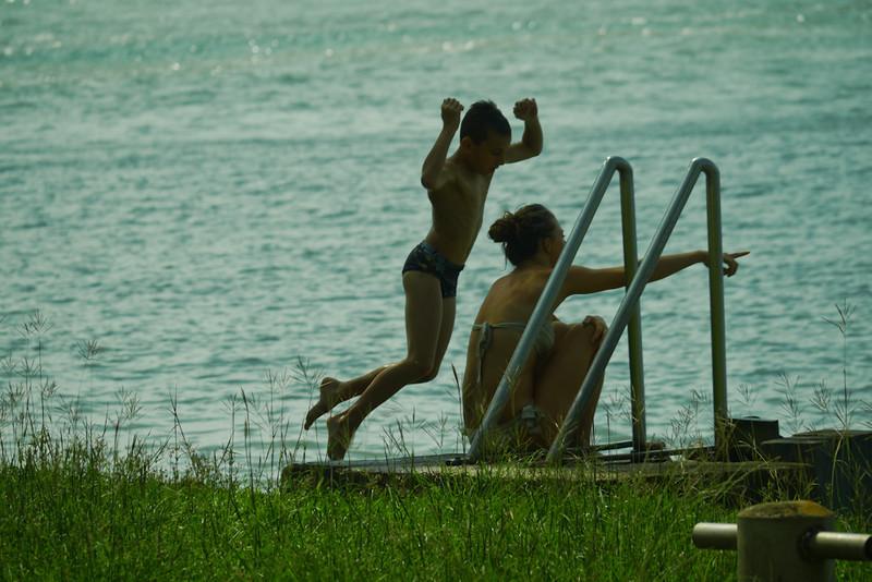 Leap, Devils Island