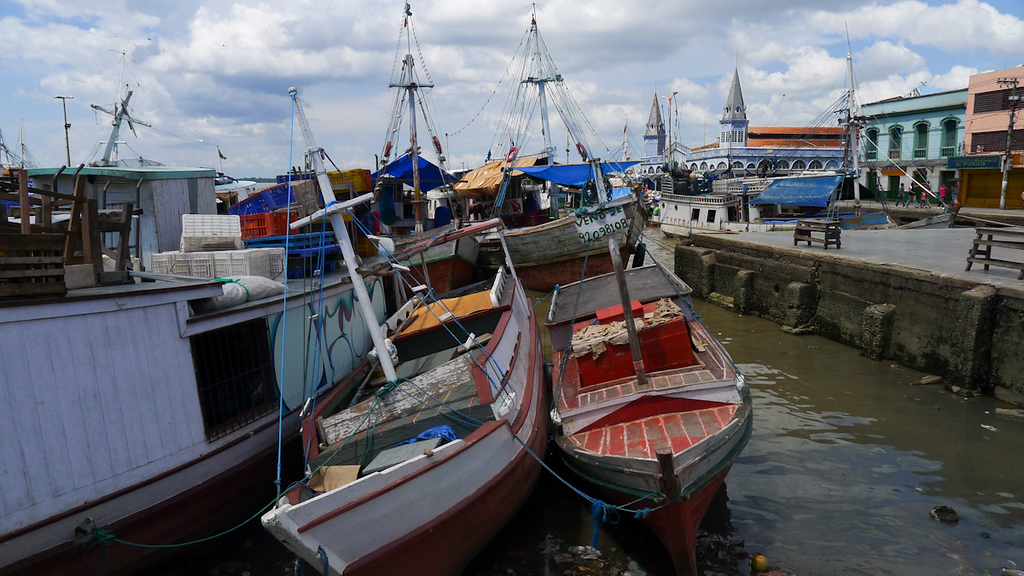 Wharf, Belem