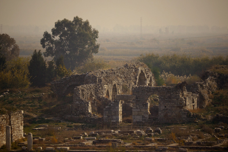 A city unearthed, Miletus, Turkey